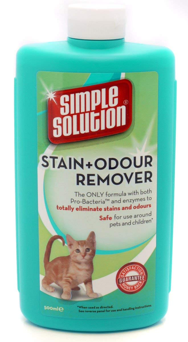 Simple Solution Stain And Odour Remover For Cat