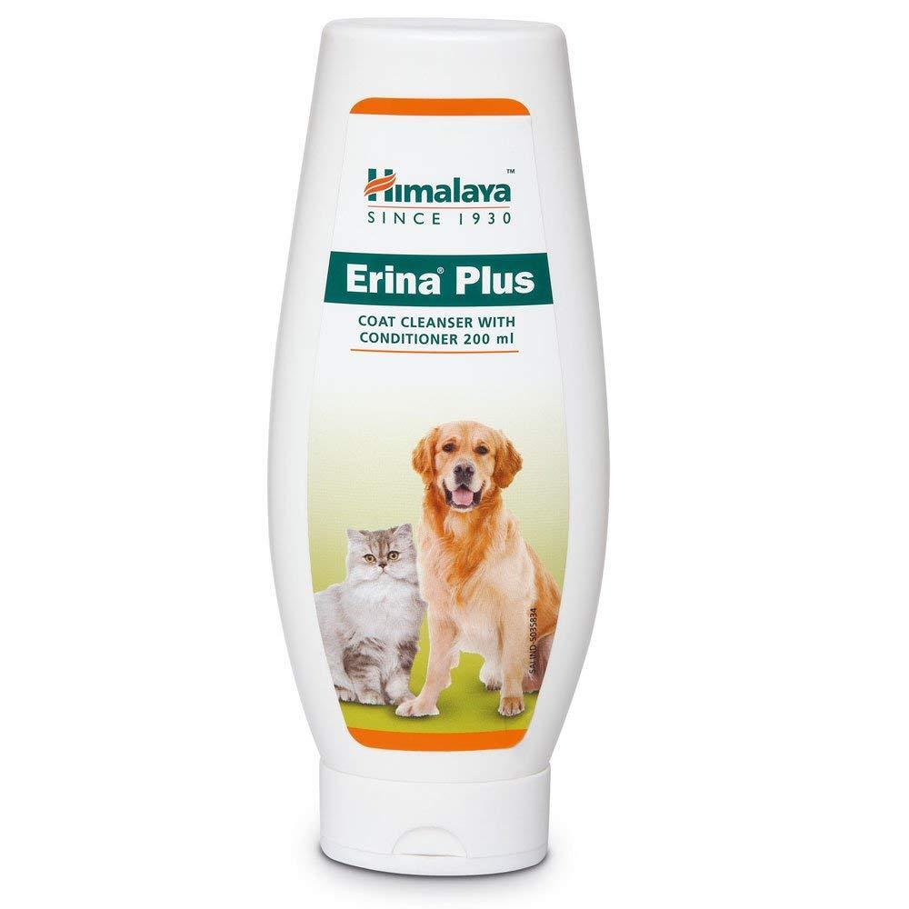Himalaya Erina Plus Coat Cleanser with Conditioner - OfyPets