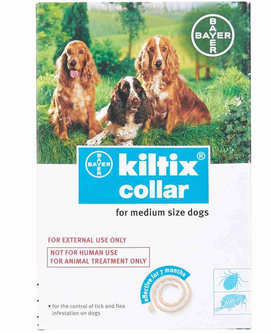 Bayer Kiltix Collar for Fleas and Ticks