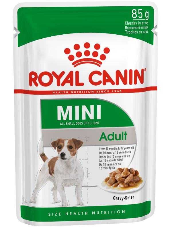 Royal Canin Mini Adult Gravy Dog Wet Food