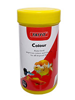 Taiyo Color Flake Fish Food