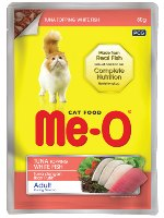MeO Tuna with Whitefish Gravy in Pouch