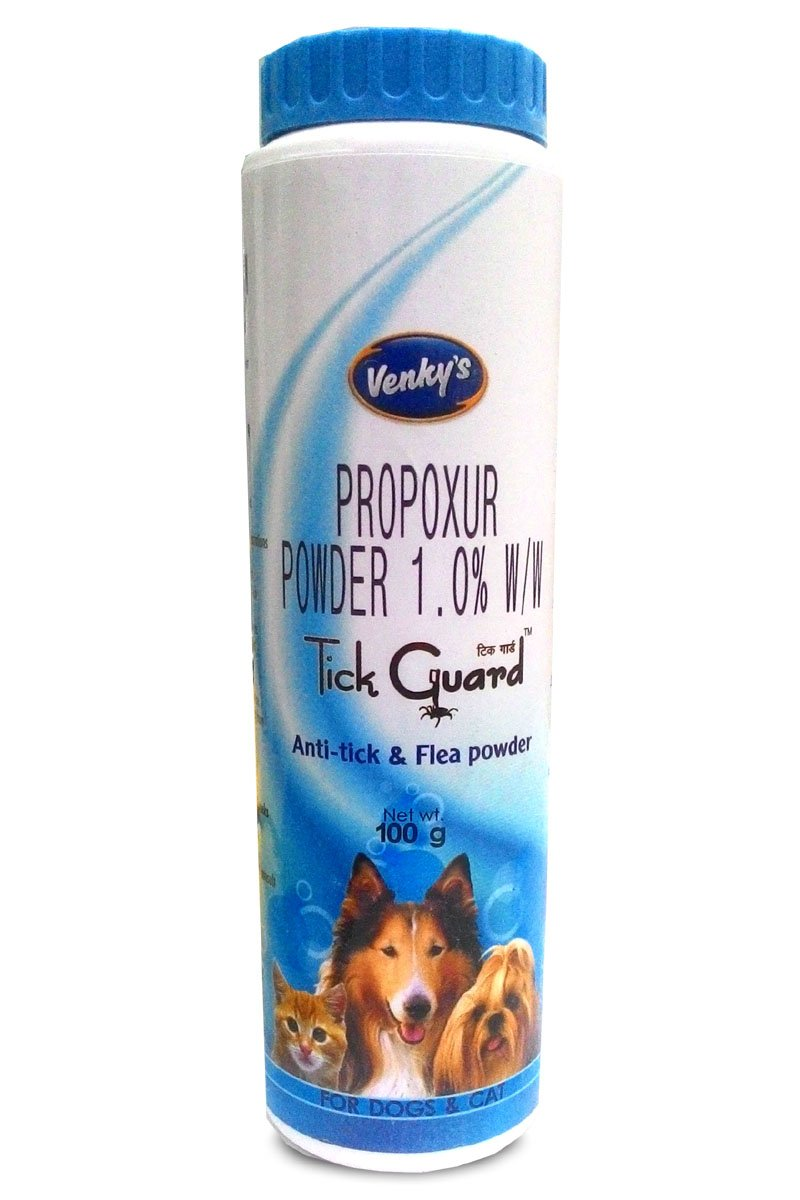 Venky's Tick Guard Powder for Dogs and Cats
