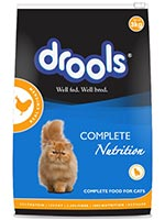 Drools Chicken Flavour Cat Food