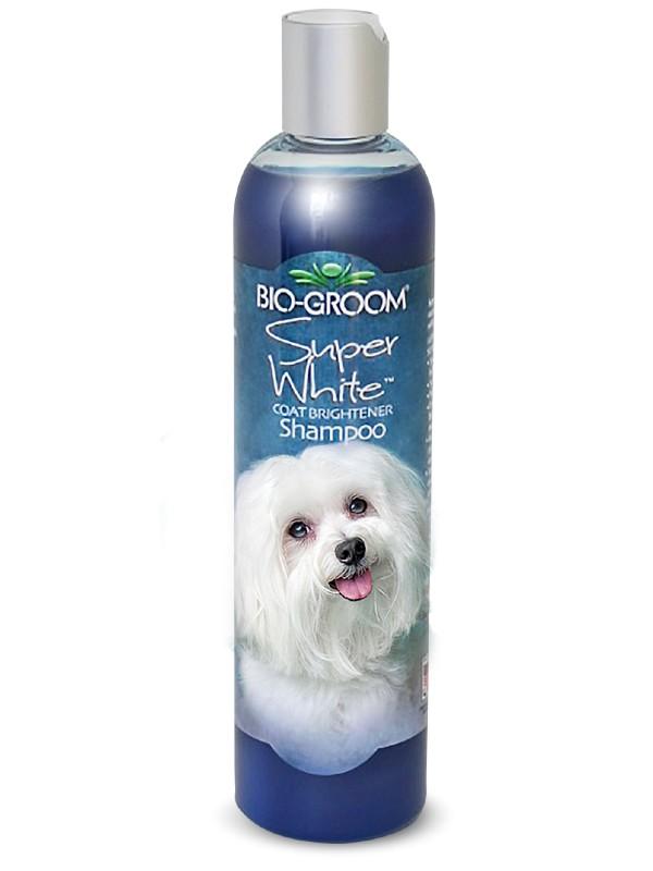 Bio-Groom Super White Dog Whitening Shampoo