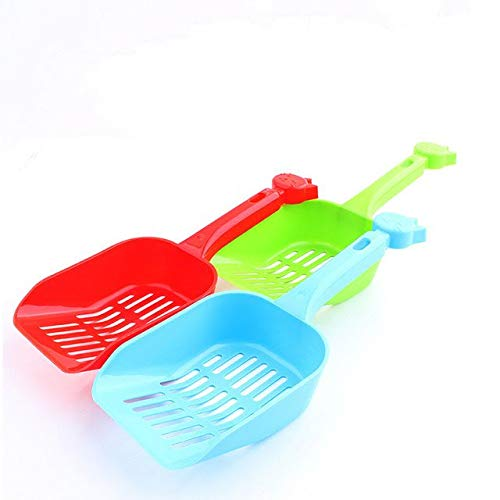 Cat Litter Scoop Colour May Vary