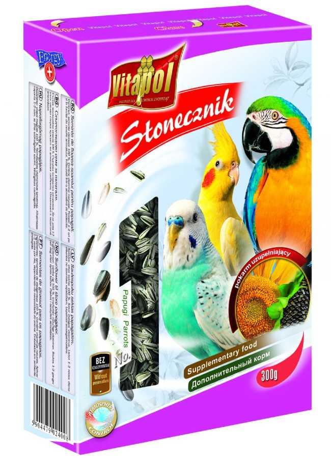Vitapol Słonecznik Sunflower Seeds Ptaki Bird Food