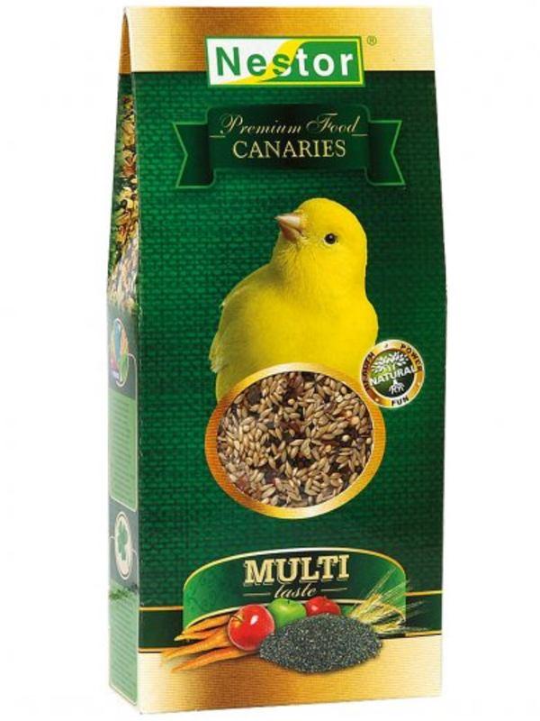 Nestor Multi-Taste Premium Food For Canaries