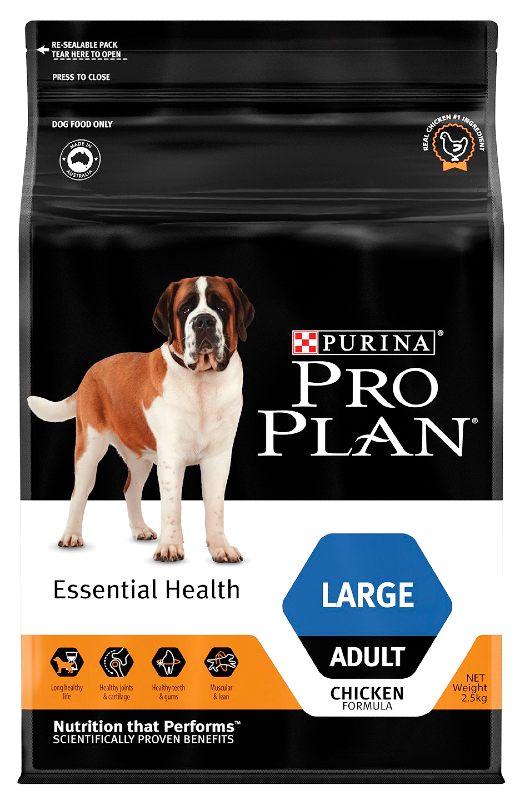 Purina Pro Plan Essential Health Large Adult Dog Food