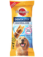 Pedigree Dentastix Oral Care Large Breed Dog Treats - 7Stix