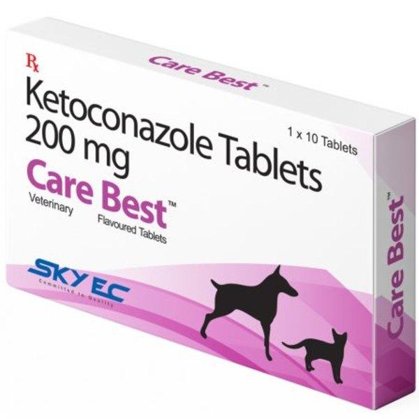 SkyEc CareBest Ketoconazole Anti-Fungal Tablets
