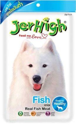 Jerhigh Fish Stick Dog Treats
