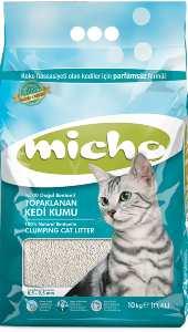 Micho Fine Grain Unscented Cat Litter
