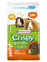 Versele laga Crispy Pellets Guinea Pig Food