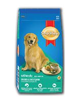 SmartHeart Chicken and Liver Adult Dog Food