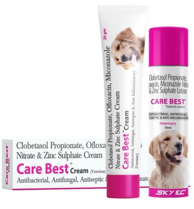 SkyEc CareBest Cream & Lotion