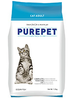 Purepet Ocean Fish Cat Food
