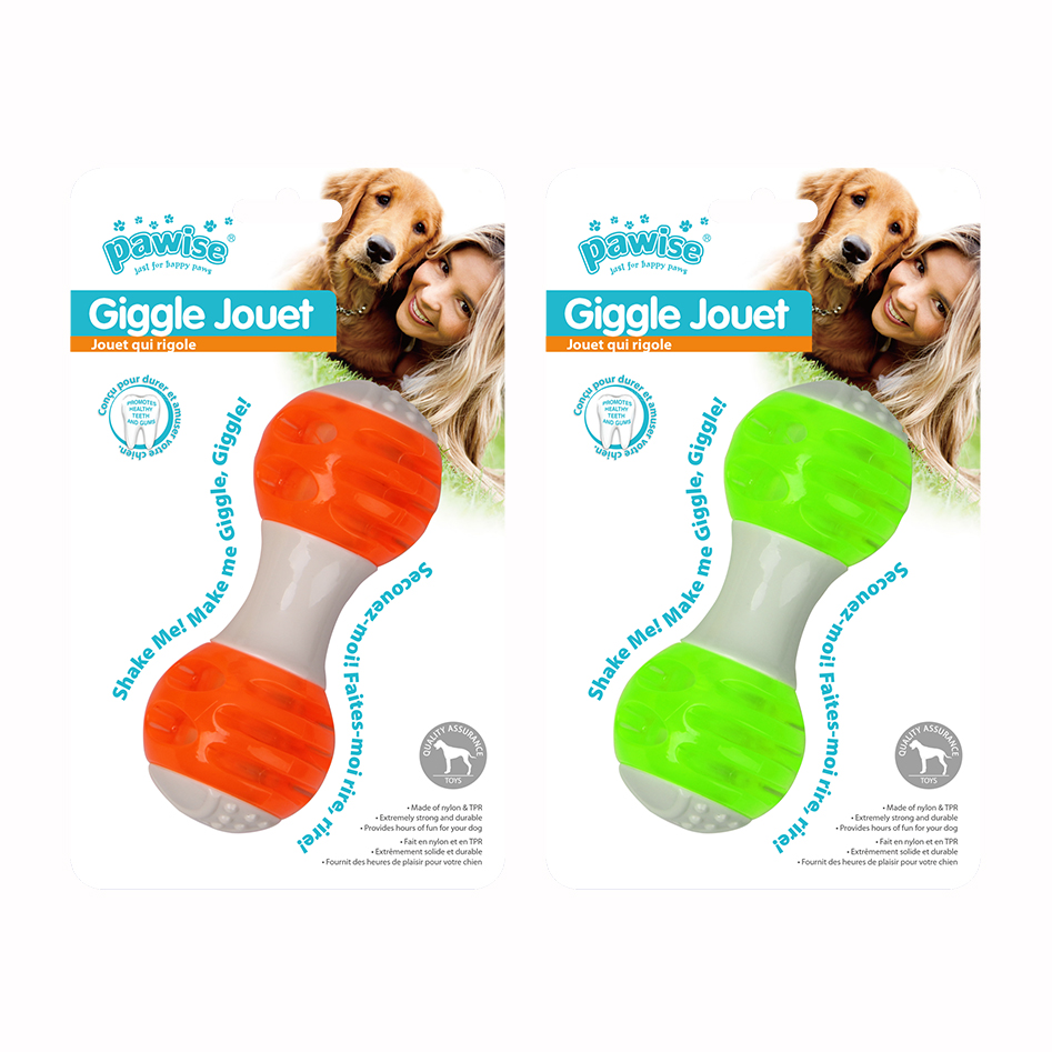 Pawise Giggle Jouet Toy for Dogs - Ofypets