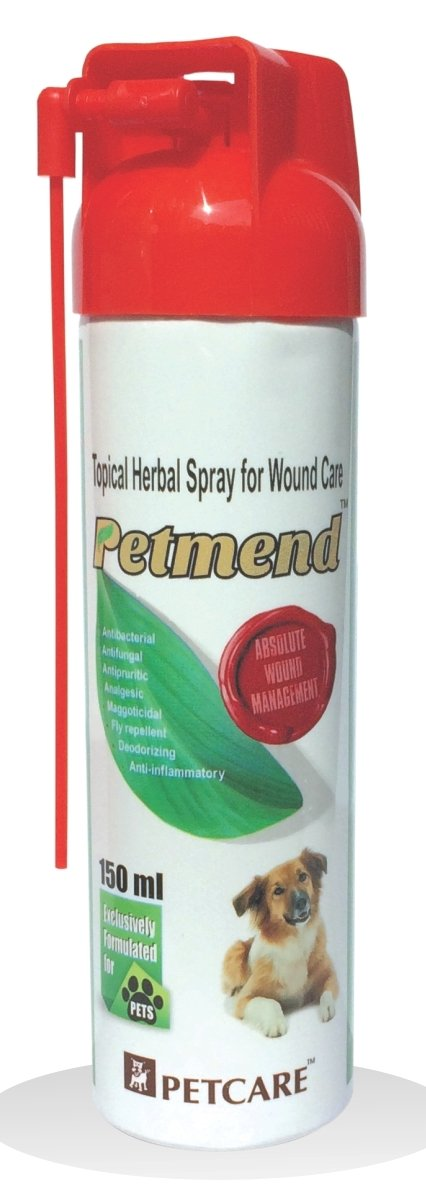 Petmend tropical Herbal Spray for Dogs - Ofypets