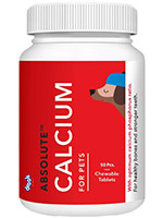 Drools Absolute Chewable Calcium Tablet for Pets