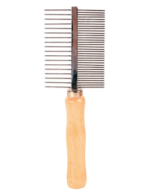 Trixie Dog and Cat Double Sided Comb - Ofypets