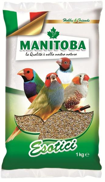 Manitoba Mixture For Tropical Finches, Esotici - OfyPets