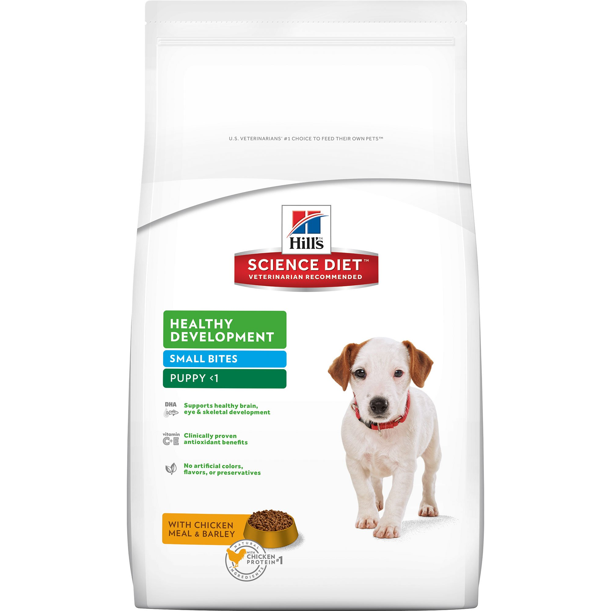 Hills Science Diet Small Bites Puppy Dog Food - Ofypets