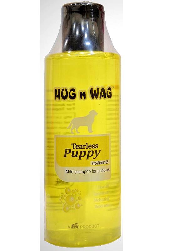 TTK Hug n Wag Tearless Puppy Shampoo
