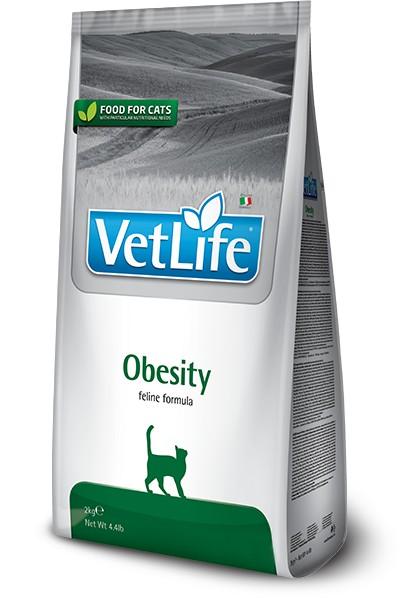 Farmina Vet Life Obesity Cat Food