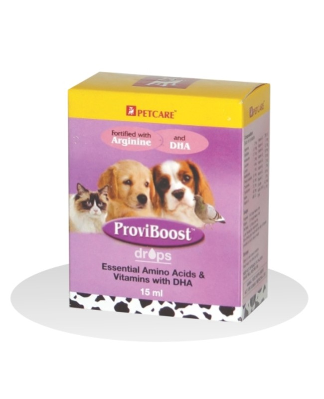 Petcare Proviboost Drops Supplement For Puppies and Kittens