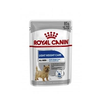 Royal Canin Light Weight Care Loaf Dog Food Pouch - Ofypets