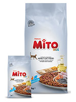 Mito Mix Chicken and Fish Adult Cat Food