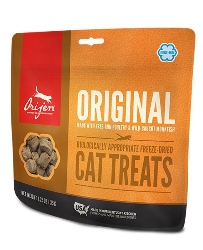 Orijen Original Freeze-Dried Cat Treats - OfyPets