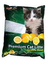 Sumo Cat Litter Lemon Fresh