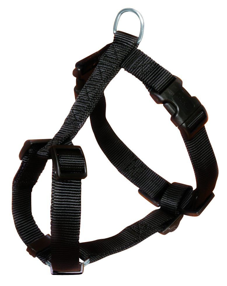 Trixie Classic H - Harness (Black) - Ofypets