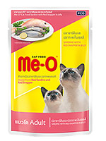 MeO Sardine with Red Snapper in Jelly Pouch