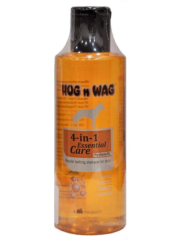 TTK Hug n Wag 4 in 1 Essential Care Shampoo for Dogs