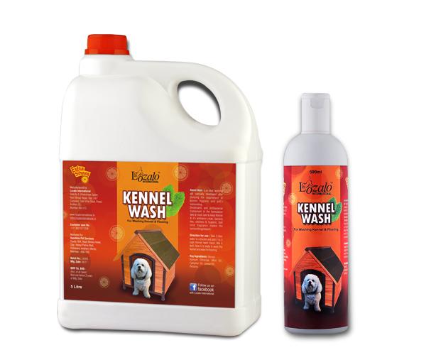 Lozalo Kennel Wash - OfyPets