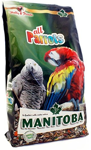 Manitoba Mixture for All Parrots