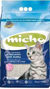 Micho Coarse Grain Scented Cat Litter