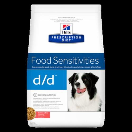 Hills Prescription Diet Food Sensitivities DD Dog Food - Ofypets