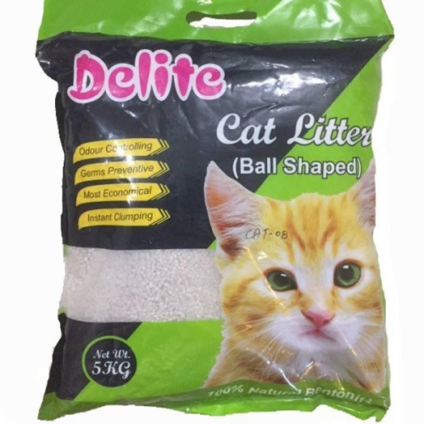 Delite Unscented Cat Litter - Ofypets