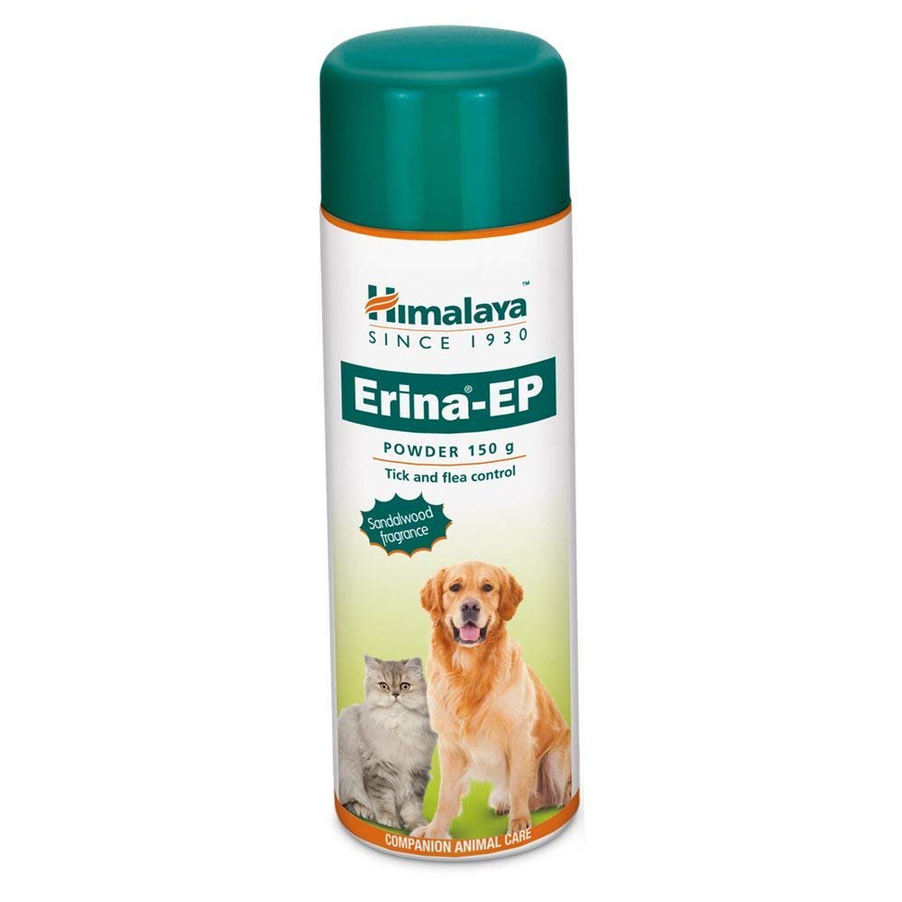 Himalaya Erina-Ep Tick And Flea Powder