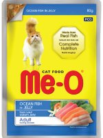 MeO Ocean Fish in Jelly Pouch