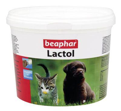 Beaphar Lactol Milk Replacement for Puppies & Kittens 250g