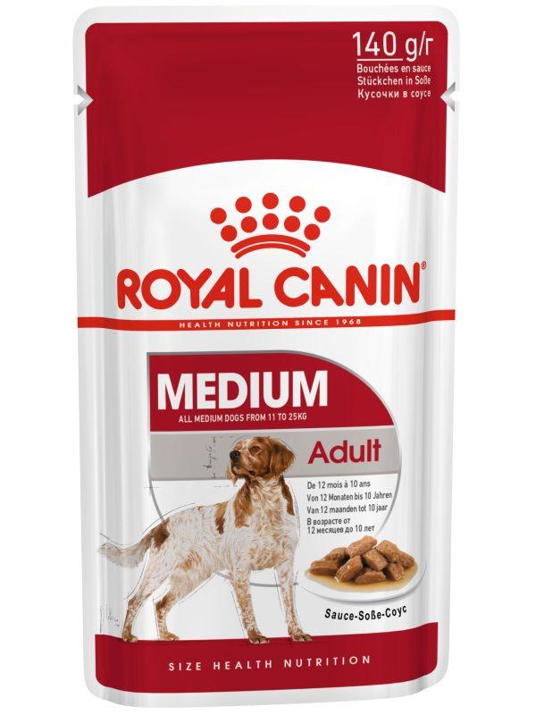 Royal Canin Medium Adult Gravy Dog Wet Food