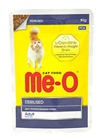 MeO Sterilised Gravy for Cats (Prevents Weight Gain)