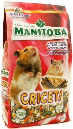 Manitoba Mixture For Rodents, Criceti