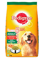 Pedigree 100% Vegetarian Adult Dog Food