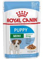 Royal Canin Mini Puppy Gravy Wet Dog Food